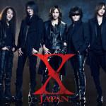復活後に配信された新生X JAPANの楽曲(最終更新日:2017年7月19日)